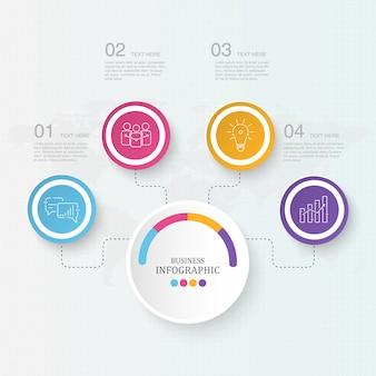 Элементы бизнес инфографики