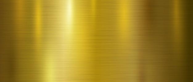 Золотой фон текстуры металла