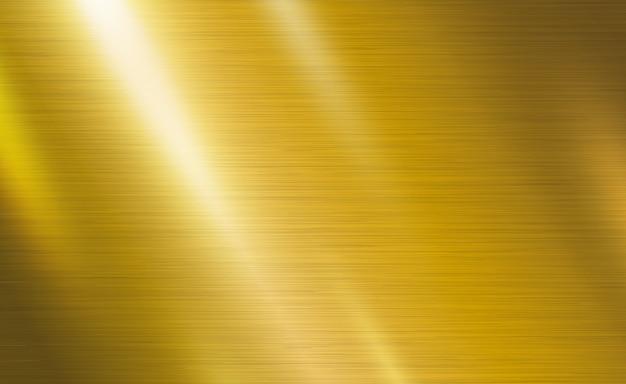 ゴールドメタルテクスチャの背景