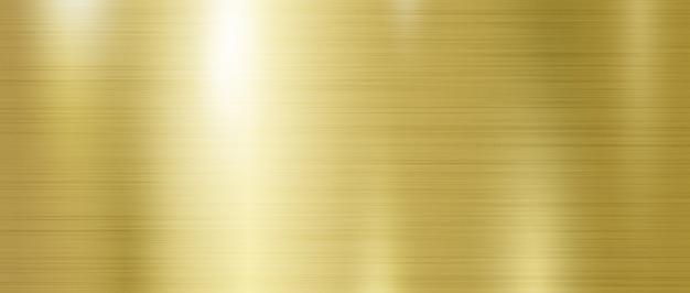 金の金属のテクスチャ背景