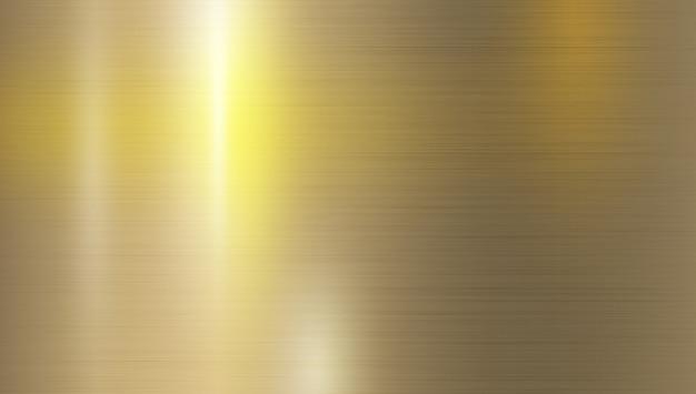 反射色の金属のテクスチャ背景