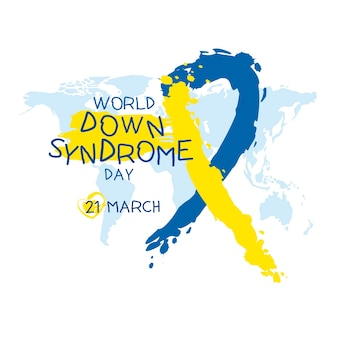 Всемирный день синдрома