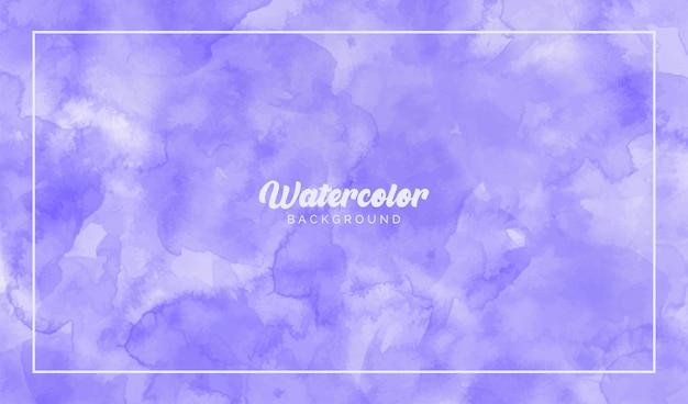 紫色の水彩の抽象的な背景