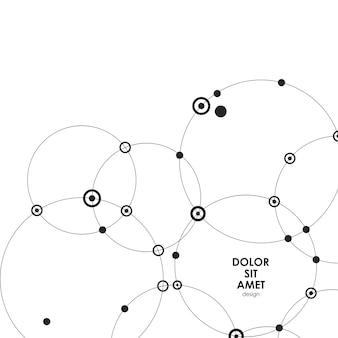 点と線を接続する技術多角形科学の背景