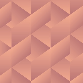 Абстрактный геометрический рисунок - векторные фигуры в градиентном цвете