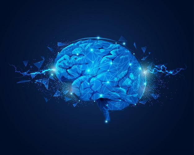 Мощность мозга
