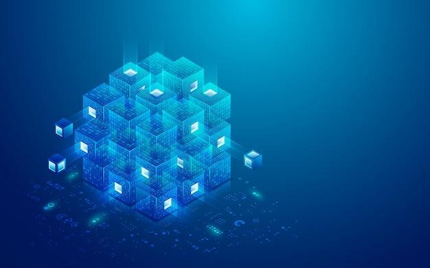 Концепция цепочки блоков