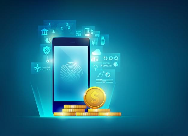 Концепции мобильного банкинга