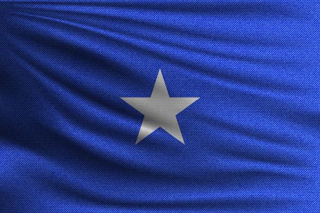 ソマリアの国旗。