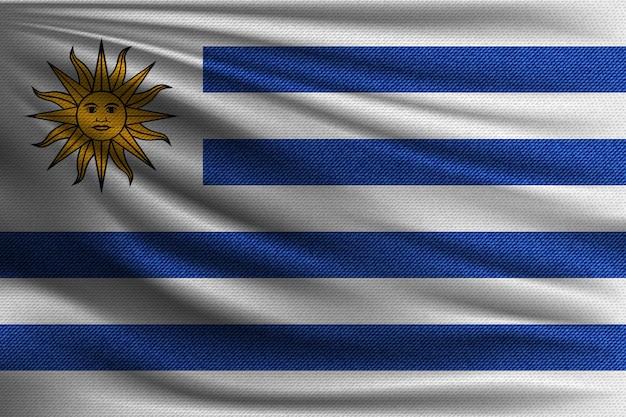 Государственный флаг уругвая.