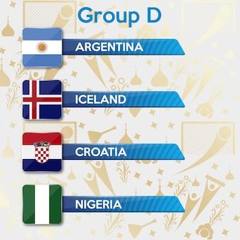 サッカーワールドチャンピオンシップグループ