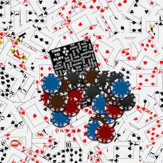 ポーカーとカジノ