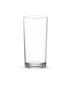 Высокий стакан для воды.