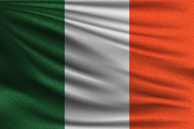 アイルランドの国旗。