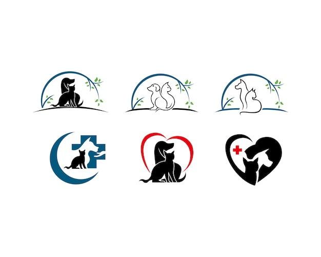 病院の健康動物のペットケア