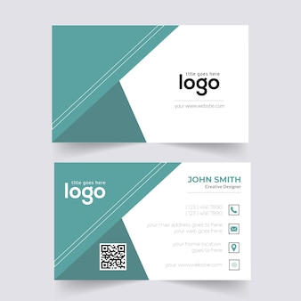 Корпоративный дизайн визиток