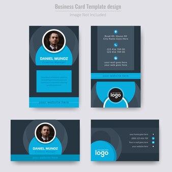 Визитная карточка дизайн