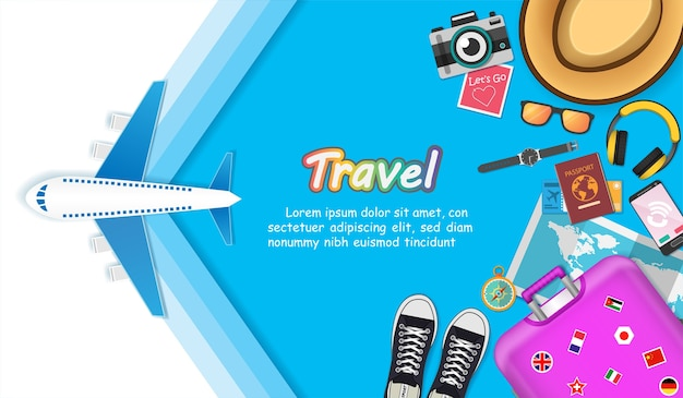 Аксессуары путешествуют по всему миру.