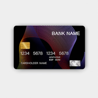 クレジットカード。