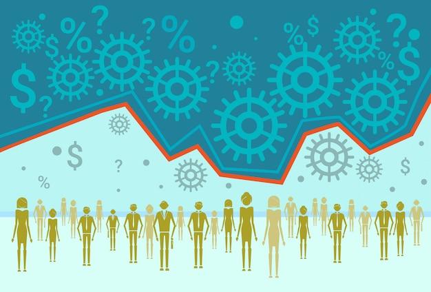 Аннотация бизнес мозговой штурм концепция новая идея развития инфографики баннер