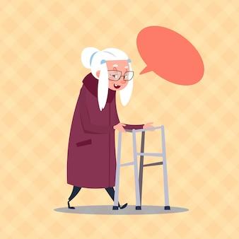 Старшая женщина с бабушкой в чате современная бабушка полная длина леди