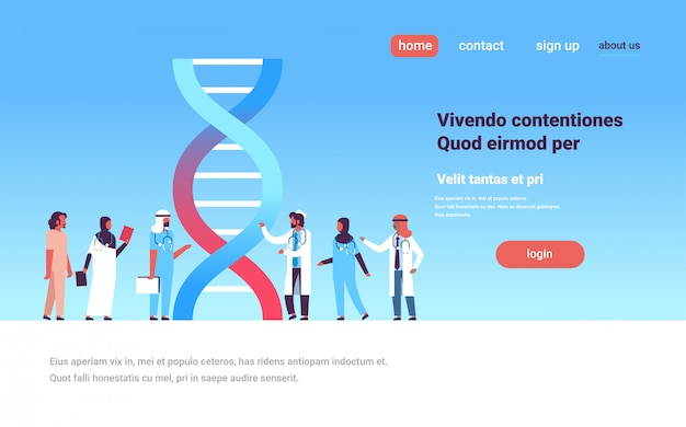 Группа арабских врачей больница днк генетический анализ форум общение