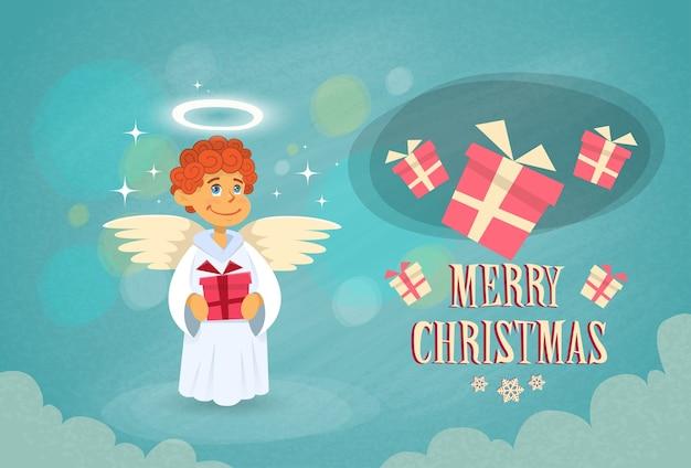 Рождественский маленький ангел
