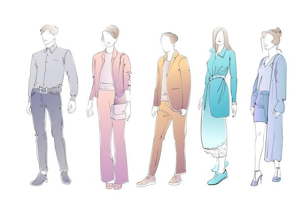ファッションコレクション