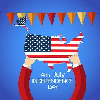 独立記念日の休日