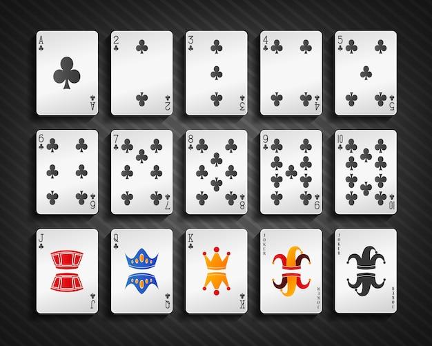 Набор покерных карт