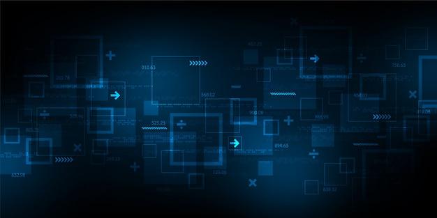 複雑なデータとデジタルシステム。