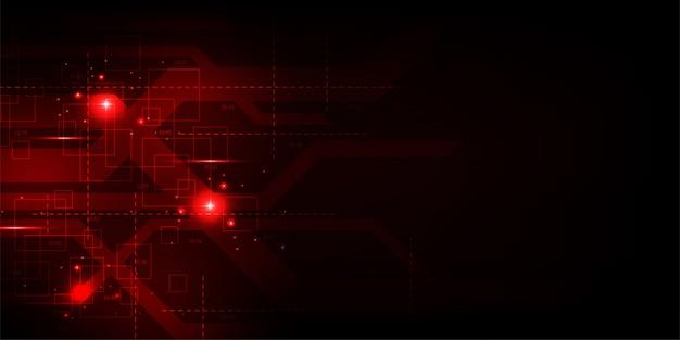 Векторный фон в концепции цифрового.