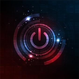 さまざまなシステムをオンまたはオフにするために使用されるスイッチ。