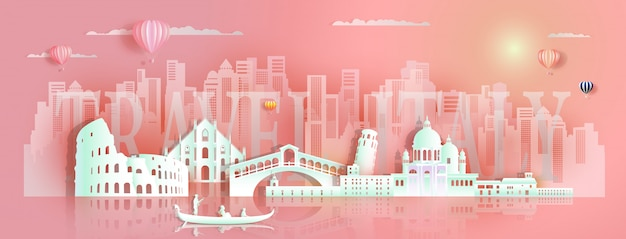 Экскурсия по италии знаменитые достопримечательности архитектуры европы на гондоле
