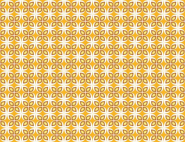 抽象的な幾何学的なシームレスパターン
