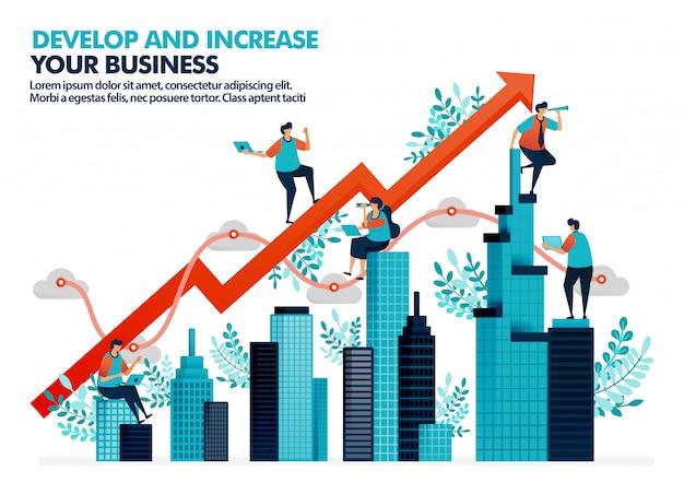 不動産への投資により業績を改善します。