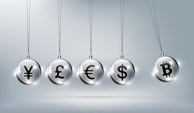 Биткойнская цифровая валюта