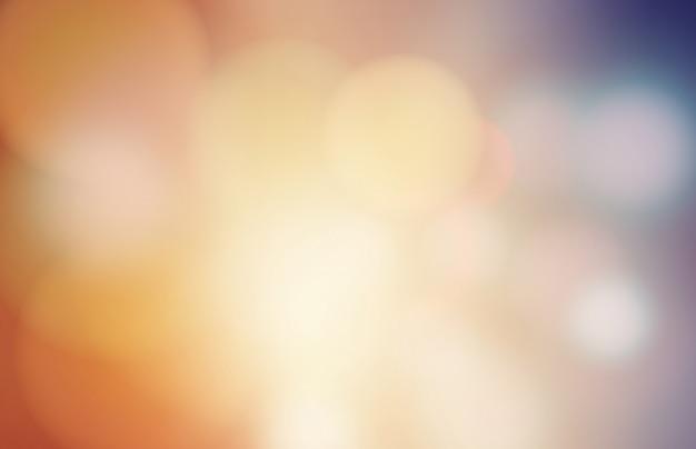 Цветной абстрактный размытый фон