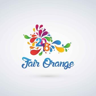 フェアオレンジ