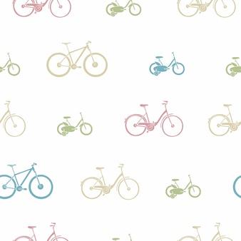 Велосипедный шаблон