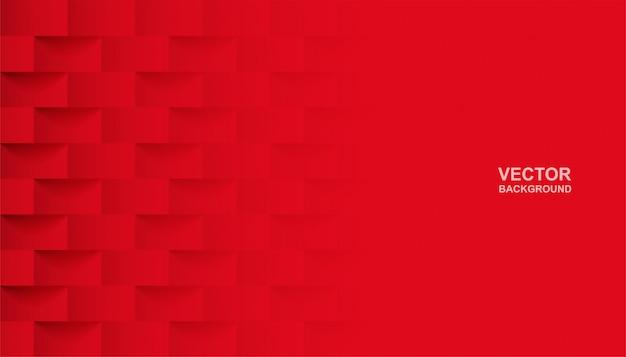 Абстрактные. красная площадь геометрического фона.