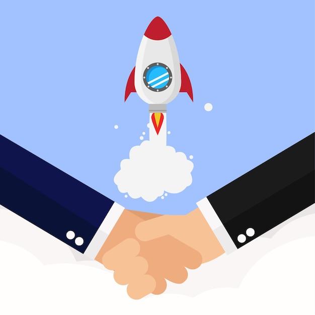 Бизнес делового соглашения