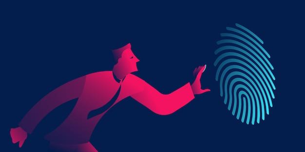 Распознавание отпечатков пальцев