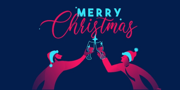 Рождественская корпоративная вечеринка