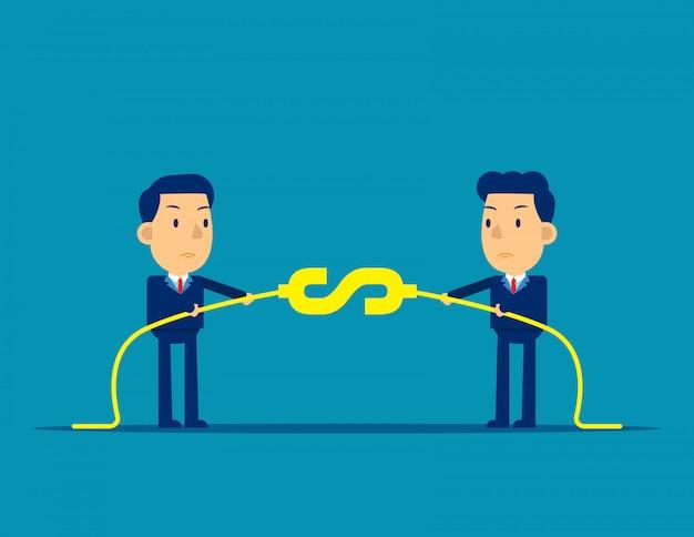 ビジネスファイナンスの競争