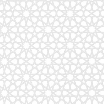 抽象的なシームレスな幾何学パターン