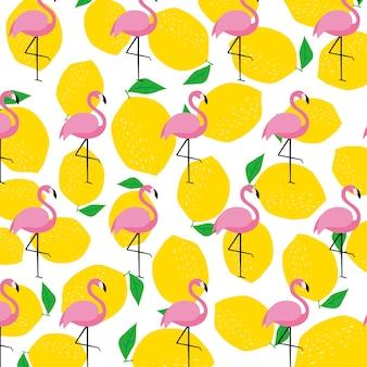 Фламинго, лето