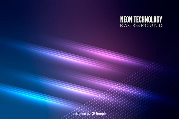 ネオンライト技術の背景