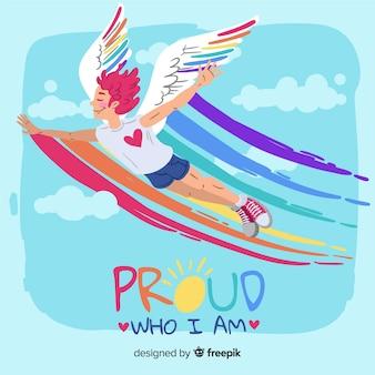 Концепция дня гордости
