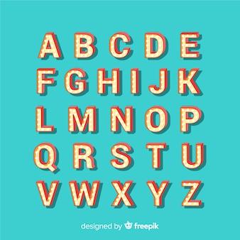 Воздушный шар алфавит